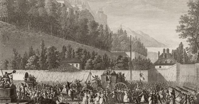 Любопитно От лукса до гилотината: Животът на Мария Антоанета Каква
