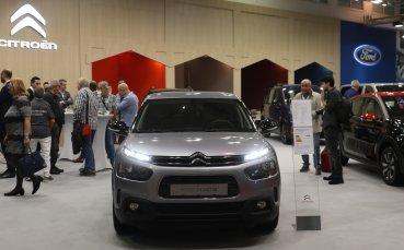Citroën на Автомобилен салон София 2019