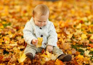 За родените през есента
