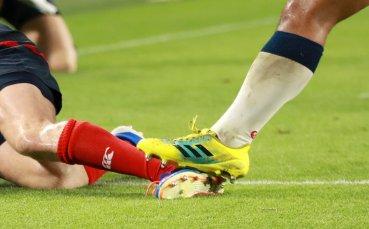 Травма в глезена прекрати кариерата на 23-годишен футболист
