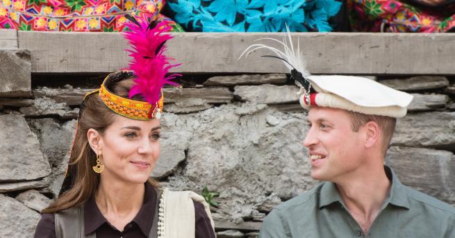 Херцогът и херцогинята на Кеймбридж прекараха третия ден от пакистанската