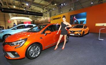 Renault на Автомобилен салон София 2019