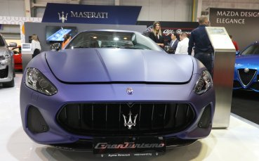 Лукс, класа, блясък - Maserati