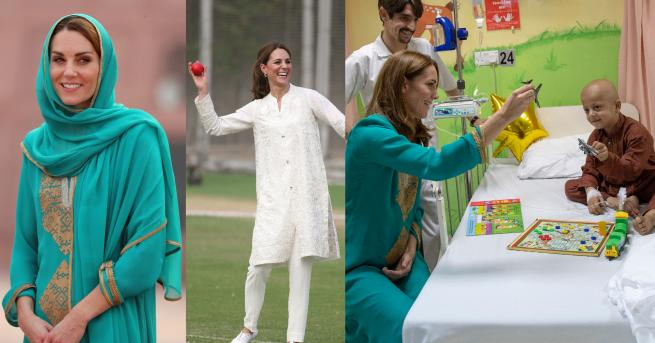 Херцогът и херцогинята на Съсекс пристигнаха вчера във втория най-голям