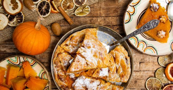 Снимка: Петъчни есенни глезотии: Печени кестени, тиква и още