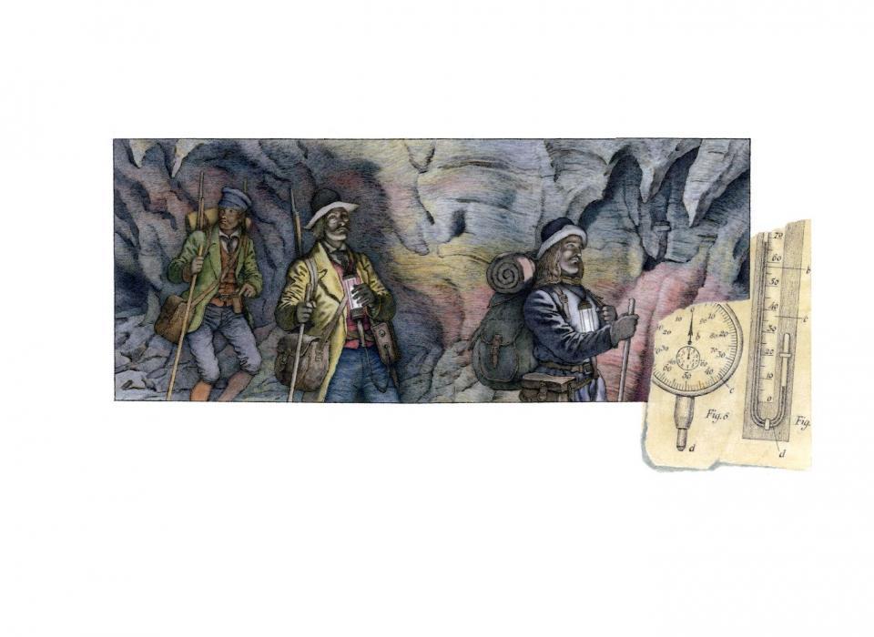 Ясен Гюзелев илюстрации