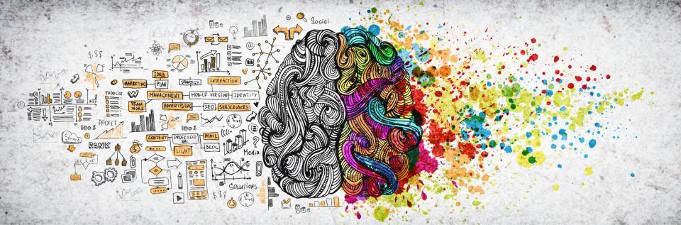 креативност талант мозък