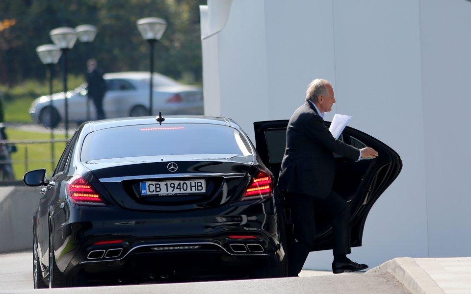 Спас Русев напусна преждевременно Изпълкома