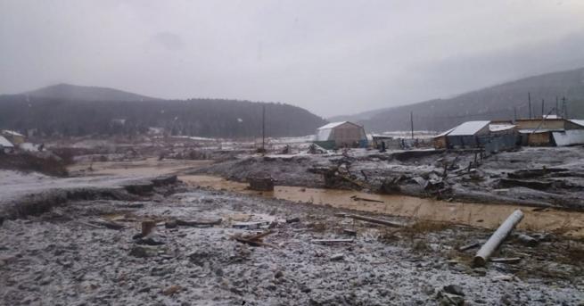 Свят Инцидент в златна мина в Сибир, десетки жертви Инцидентът