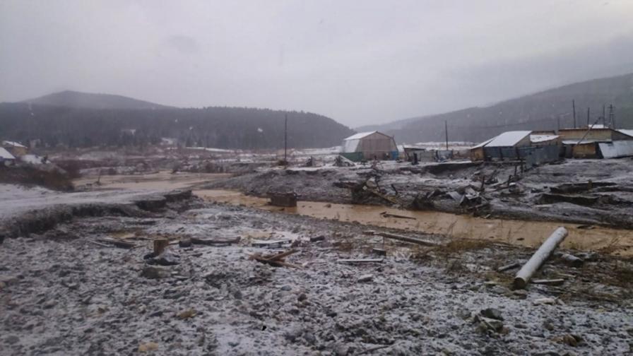 <p>Инцидент в златна мина в Сибир, десетки жертви</p>