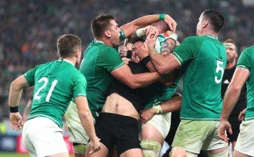 Нова Зеландия мина през Ирландия и чака Англия на полуфиналите