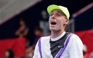 Шаповалов достигна до първи ATP финал
