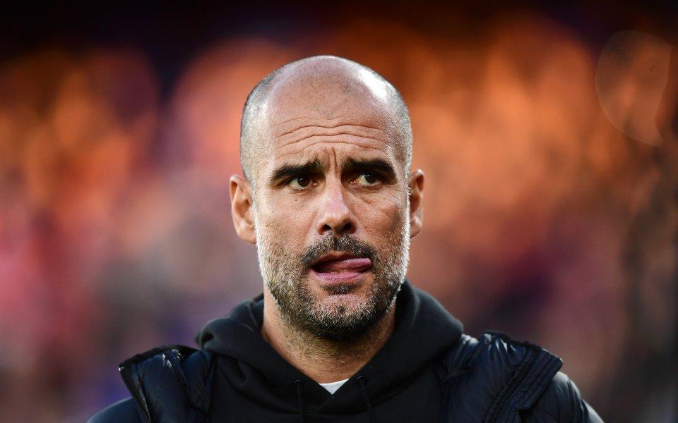 Мениджърът на Манчестър Сити Хосеп Гуардиола даде уклончив отговор на