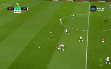 Манчестър Юнайтед - Ливърпул 1:1 /репортаж/