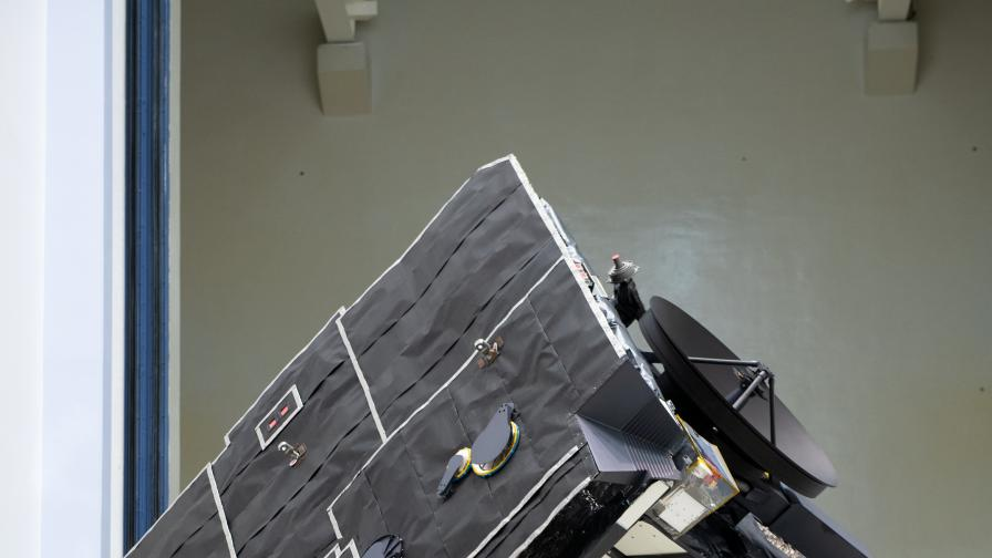 Сателитът Solar Orbiter е вече напълно готов