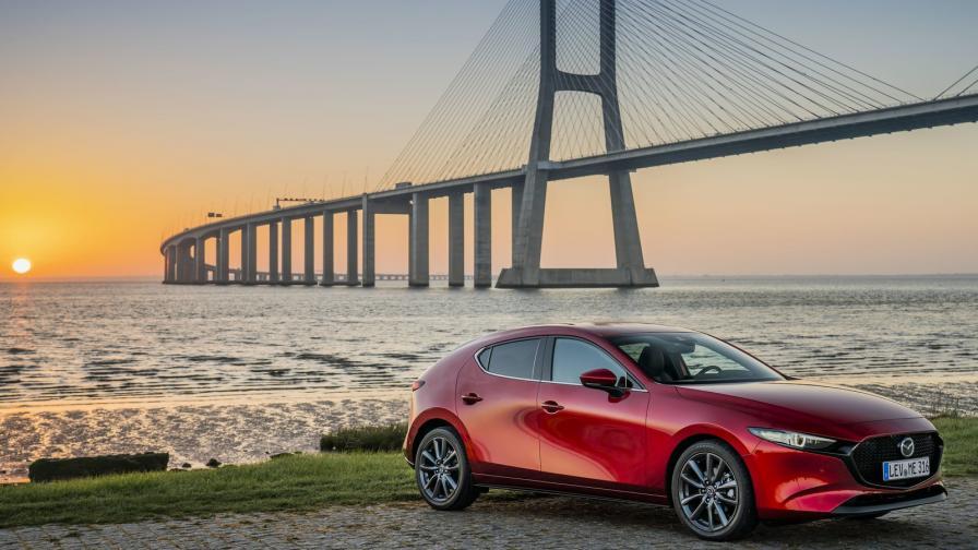 Mazda ще лансира и иновативен дизелов двигател