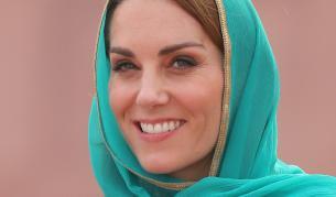 Кейт и дрехите, с които не очаквахме да я видим в Пакистан
