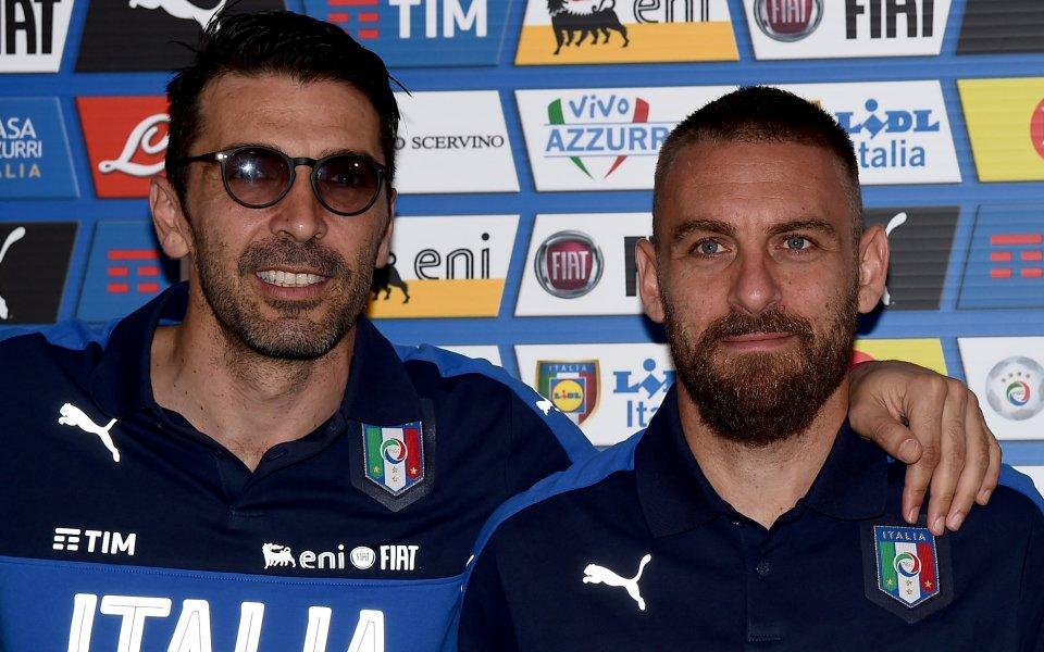 Селекционерът на националния отбор на Италия Роберто Манчини не отхвърливъзможността