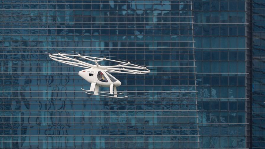 Въздушно такси Volocopter