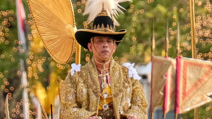 Втората съпруга на краля на Тайланд