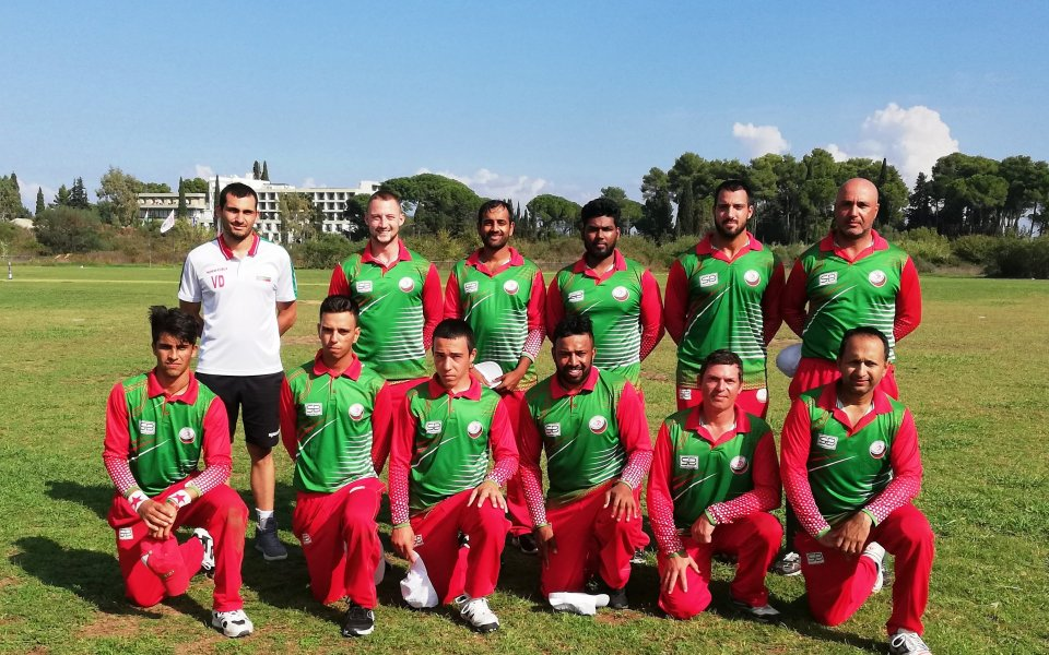 Националният ни мъжки отбор по крикет Т 20 спечели международен