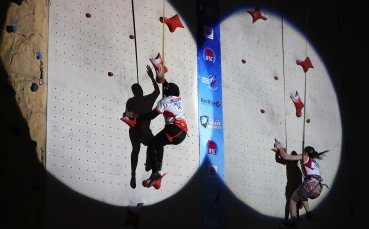 Жената-паяк подобри световен рекорд
