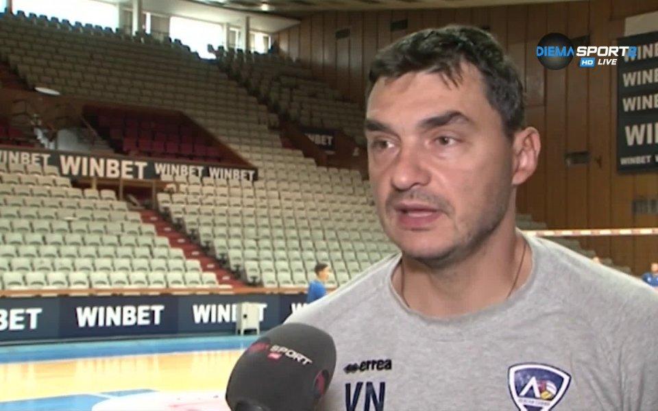 Едно значимо съперничество за целия български спорт, двама човека, които