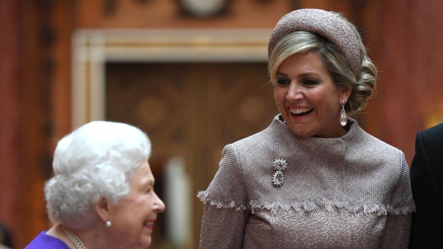 <p><strong>Херцогиня Кейт, кралица Летисия</strong> и други дами, които залагат на диадемата</p>