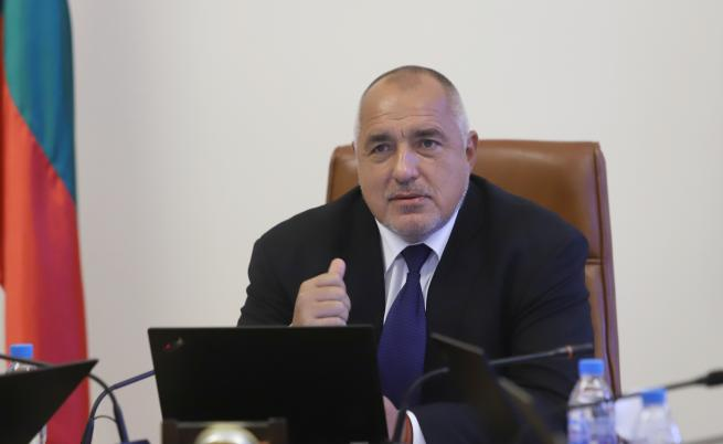 Борисов: Докладът на ЕК е добра новина, но пак не сме идеални