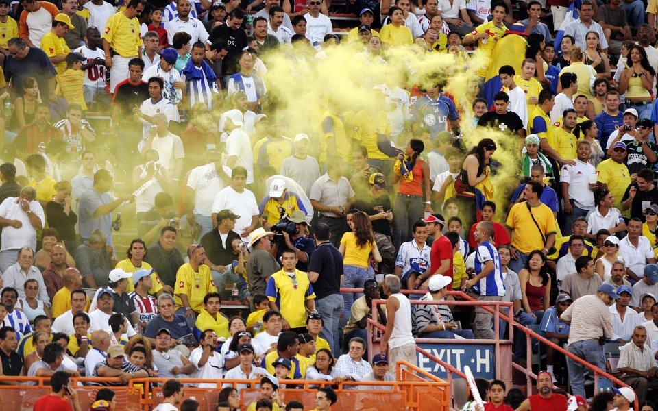 Футболистите в Колумбия ще започнат стачка от 3 ноември, след