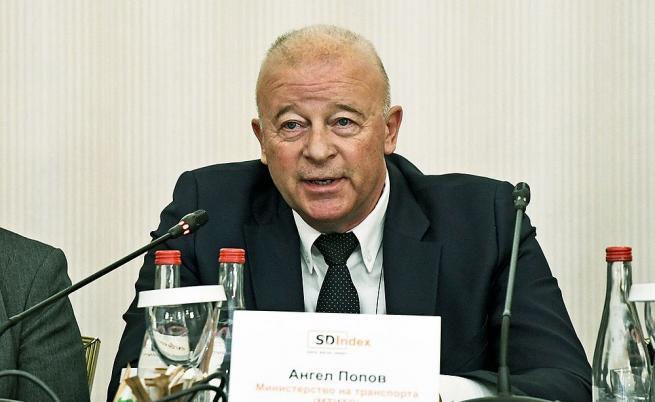 Заместник министърът на транспорта Ангел Попов