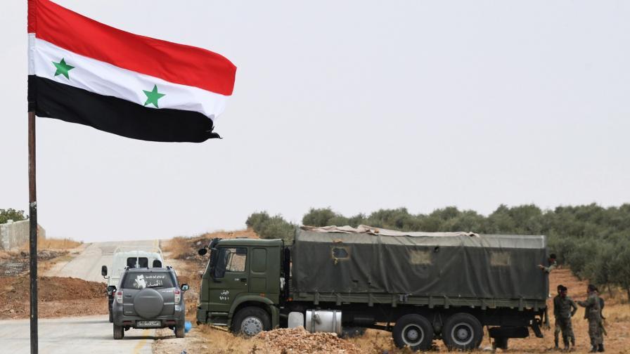 Ожесточени боеве избухнаха между сирийски и турски войски