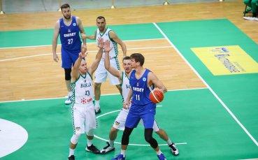 Балкан с трета загуба за Купата на ФИБА Европа