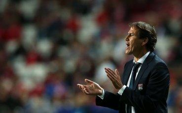 Руди Гарсия: Жалко, че не вкарахме втори гол на Ювентус