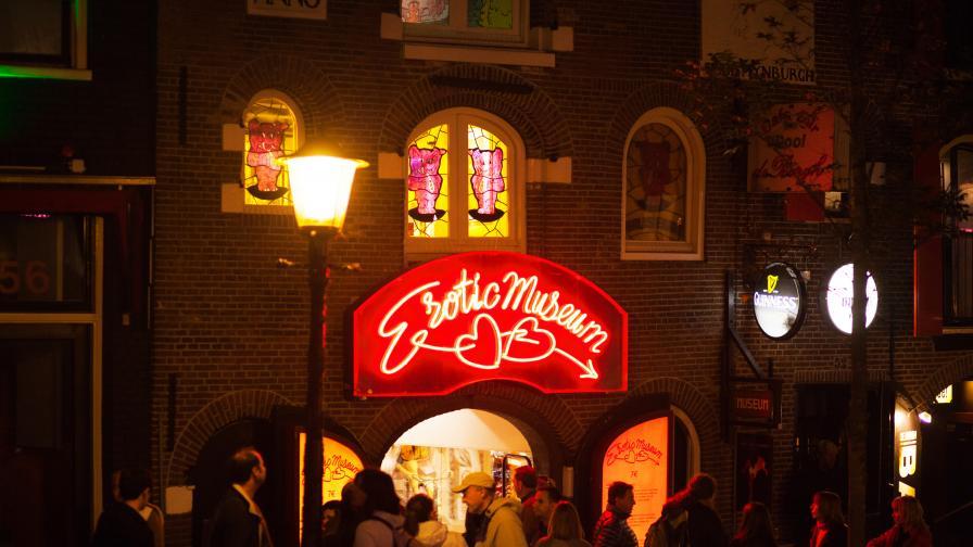 """На кого пречат """"червените фенери"""" на Амстердам"""