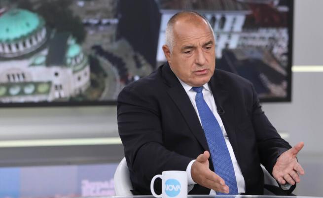Борисов: Има хора в ГЕРБ, с които ще се разделя