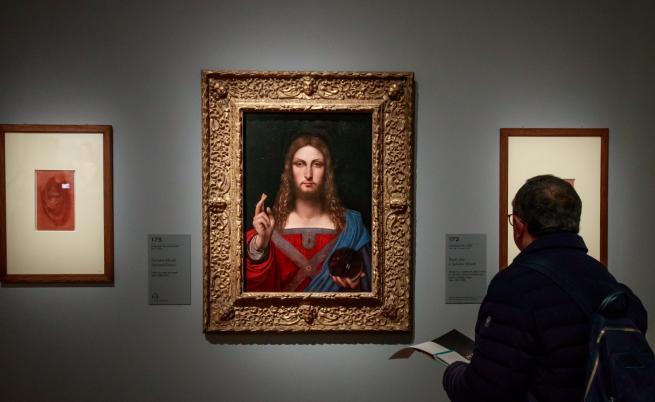Откриха най-голямата изложба, посветена на Леонардо да Винчи