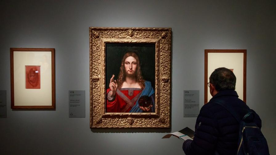 <p>Това е&nbsp;<strong>най-голямата изложба</strong>, посветена на <strong>Леонардо</strong></p>