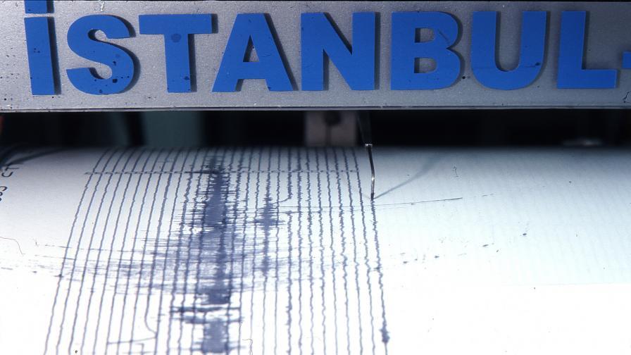 <p>Десетки земетресения в Турция за последните 24 часа</p>