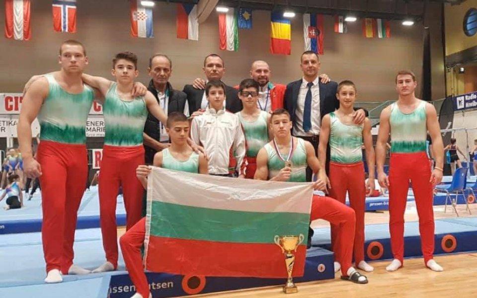 Теодор Трифонов се класира първи в квалификациите на многобоя на