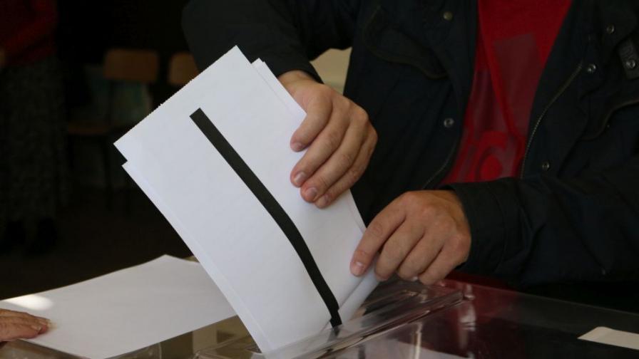 Частични местни избори за кмет в 13 области