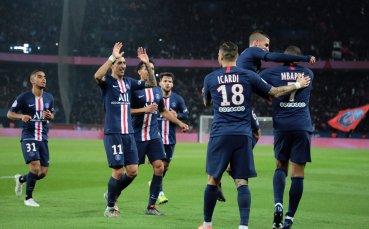 ПСЖ вкара девет гола на втородивиозионен тим