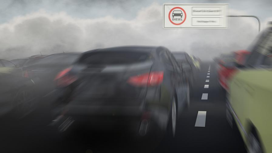 Брюксел забранява дизеловите и бензиновите коли