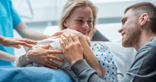 Раждането е един от най-важните дни в живота на жената,