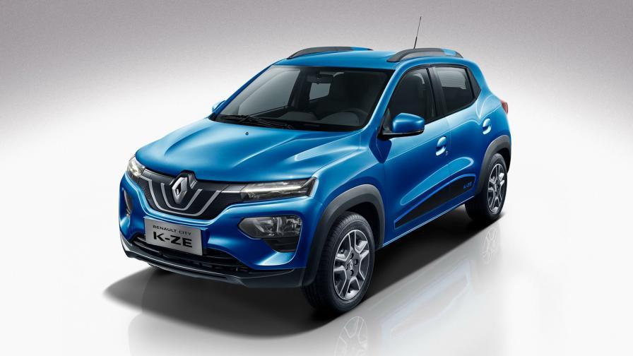 <p>Renault пуска бюджетен е-кросоувър в Европа</p>