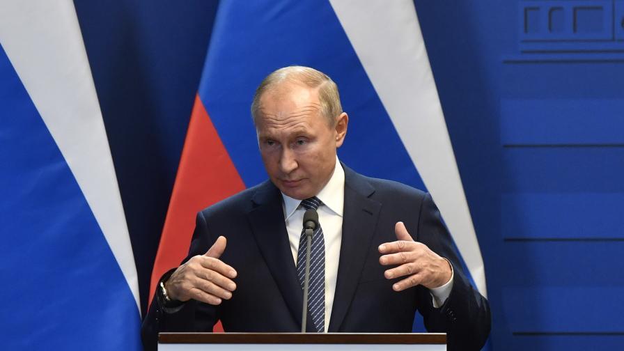 <p>Путин:&nbsp;&quot;Турски поток&quot; през България от догодина&nbsp;&nbsp; &nbsp;&nbsp;</p>