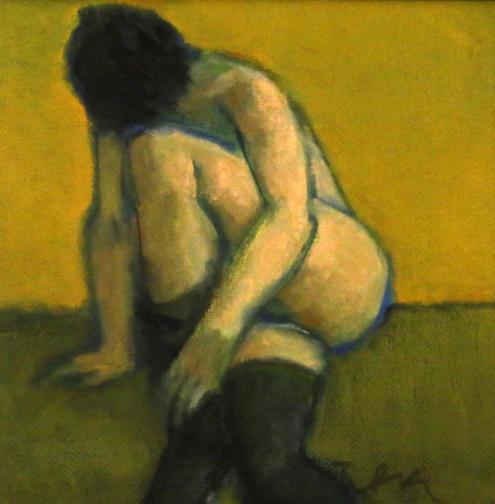 Жената НИРВАНА вдъхновение и образ в българската европейска живопис