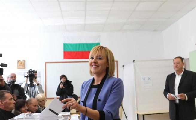 Манолова каза ще прави ли партия