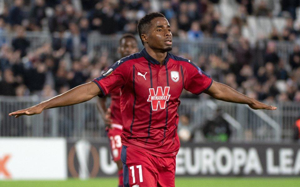 Бордо изненада Нант в Лига 1