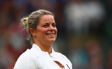 Клайстерс остава решена да продължи завръщането си в тенис
